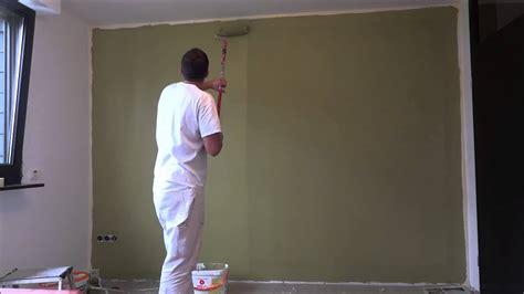 Eine Wand Farbig Streichen by Richtig Abkleben Beim W 228 Nde Streichen