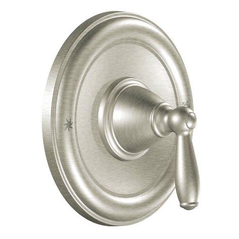 kitchen faucets by moen moen brantford 1 handle posi temp valve trim kit in