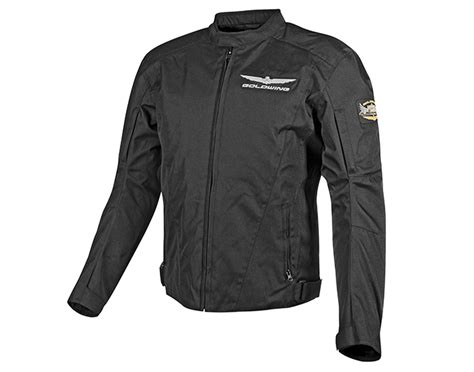 Honda Goldwing Touring Motorcycle Riding Textile Jacket