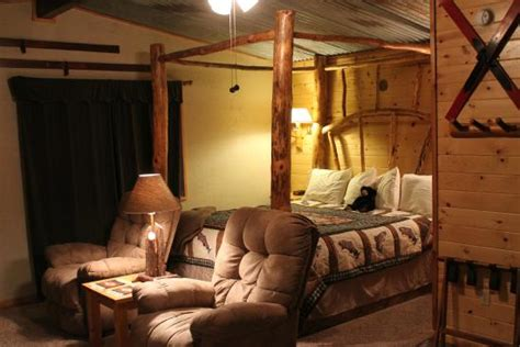 story book cabins cabin 23 quot aspen tree quot an upscale cabin w a spacious