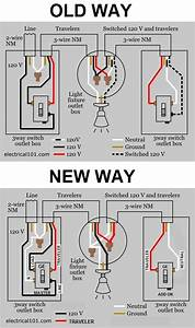 Trouble With 3-way Switch