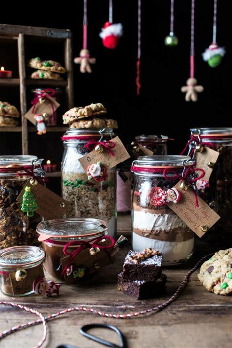 homemade food gifts  christmas  bearfoot baker