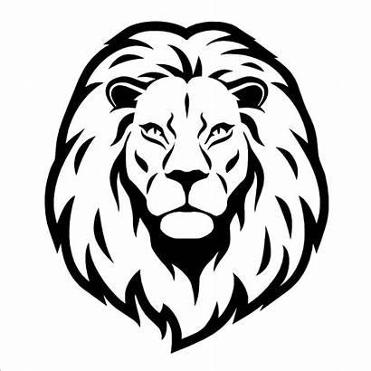Lion Cartoon Face Drawing Head Animal Getdrawings