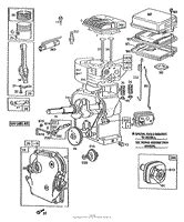 briggs and stratton power products 9446 0 580 326970 2 400 watt craftsman parts diagram for