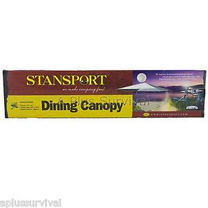 dining canopy shelter camping hunting survival emergency kits ebay