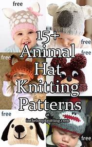 Free Nav Charts Animal Hat Knitting Patterns In The Loop Knitting