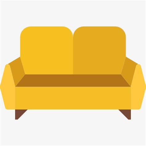 sofa set vector png sofa seat cartoon png image and clipart for free download