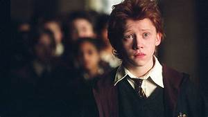 the harry potter moments weasley predicted