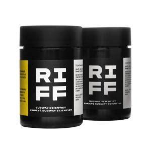 Riff - Subway Scientist Cannabis Reviews - Riff - Cannabis ...