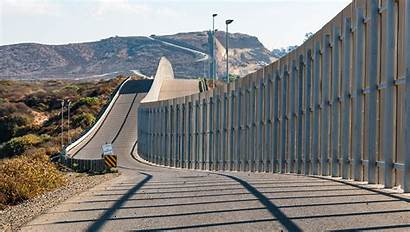 Border Trump Wall Mile Completion Walls Daily