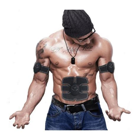 Six Pack Muscle Simulator - EMS(Electrical Muscle