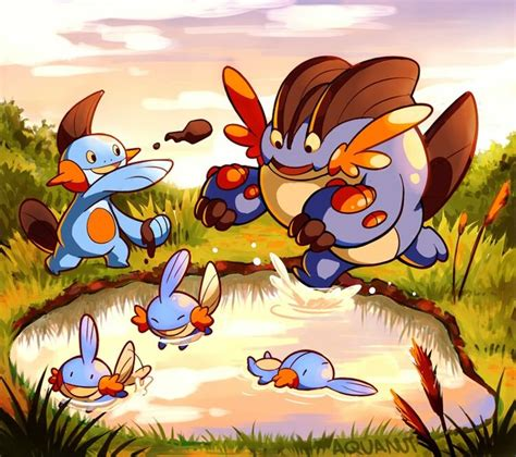 top 25 ideas about on mudkip