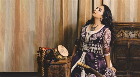 نبيلة معان تحيي تراث الأغنية المغربية بكندا
