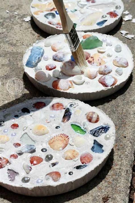 manualidades  conchas marinas manualidades