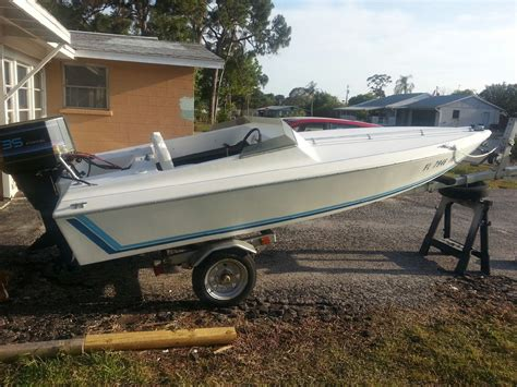 Used Mini Boats For Sale by 13 Custom Made Mini Speed Boat 1991 For Sale For 2 000