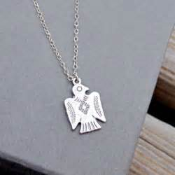 Thunderbird Necklace - Sterling Silver - Native American Jewelry - Southwestern Jewellery