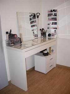 Coiffeuse Blanche Ikea : couffeuse ikea simple commode commode noir ikea belle mode malm tiroirs blanc excellent mode ~ Teatrodelosmanantiales.com Idées de Décoration