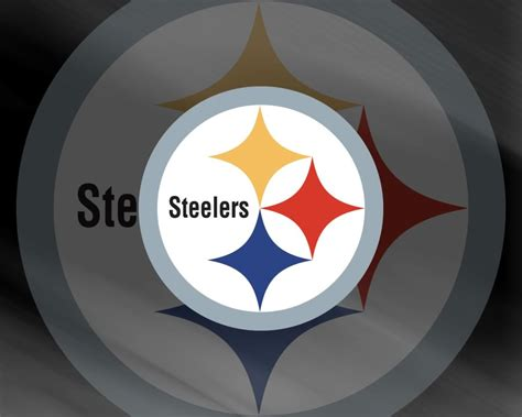 Pittsburgh Steelers Logo Wallpaper Hd 3d Pittsburgh Steelers Wallpaper Wallpapersafari