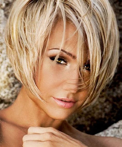 15 Best Collection of Shaggy Short Hairstyles For Long Faces