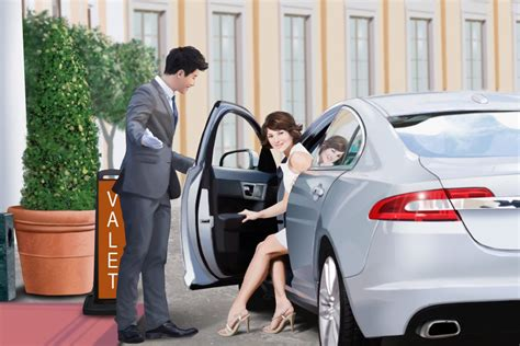 Valet Parking by How To React When Valet Parking Damages Your Car Jerry