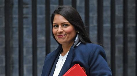 Priti Patel urged to quit over secret talks with PM of ...