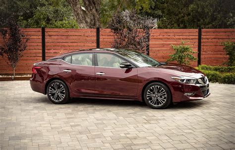2017 Nissan Maxima Review, Ratings, Specs, Prices, And