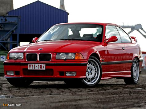Bmw M3 Coupe (e36) 1992–98 Wallpapers (800x600