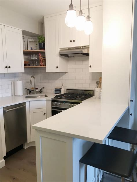 studio kitchen design ideas from gut to gorgeous a complete studio apartment makeover