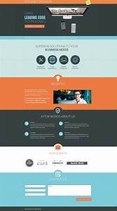 isp responsive landing page template 53666 With landing page with video template