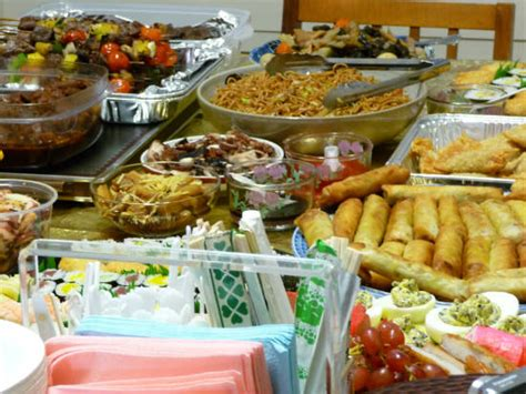 20 Must Have New Year Party Food
