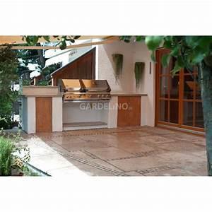 Outdoor Küche Bauen : outdoork che mit grill bauen mit atelier wolf ~ Markanthonyermac.com Haus und Dekorationen