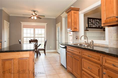See more ideas about grey painted cabinets, grey cabinets, kitchen. The Kid had the back bedroom which was the largest. David ...