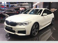 New BMW 6 Series Gran Turismo revealed at Frankfurt Auto
