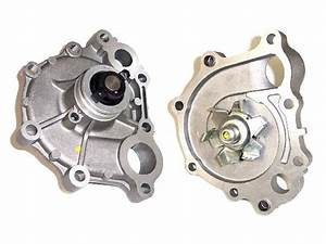 Water Pump X822js For Toyota Previa 1991 1992 1993 1994