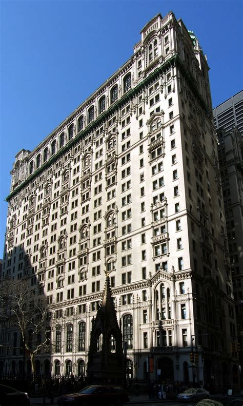 trinity building  skyscraper center