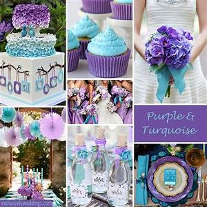 Purple teal theme wedding ideas wedding ideas pinterest for Teal wedding theme ideas