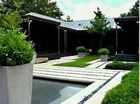 trending modern garden design Landscaping Ideas Front Yard Modern Gorgeous Security ...