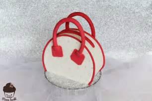 hochzeitstorten mit fondant step by step zur motivtorte handtaschen torte