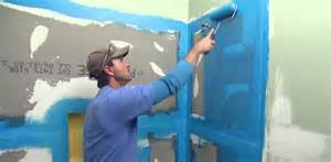 Installing Tile Backsplash Kitchen Tile Tub Or Shower Surround Wall Preparation Today 39 S Homeowner