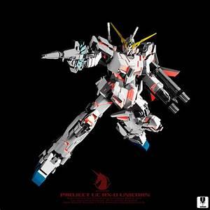 รูปภาพRX-0 UNICORN GUNDAM [Destroy Mode]1