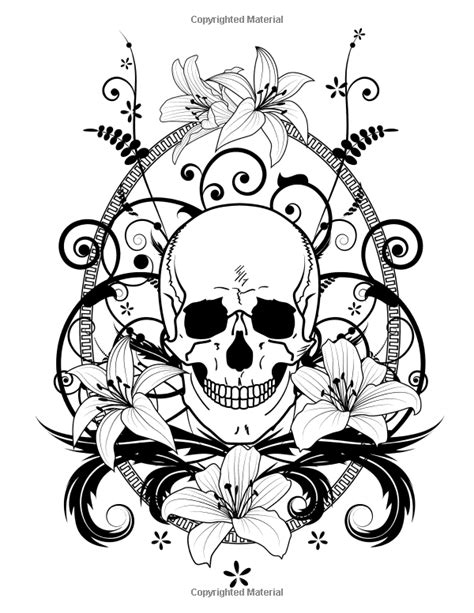 Tattoo Coloring Book: A Fantastic Selection of Exciting