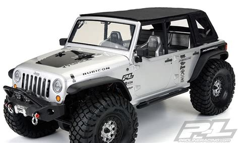 jeep wrangler unlimited soft top pro line timberline soft top for axial scx10 wrangler