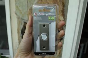 How To Replace A Doorbell Button  U2013 A Fast And Easy Diy Project
