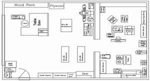 Workshop Floor Plans Free Plans Diy Free Download