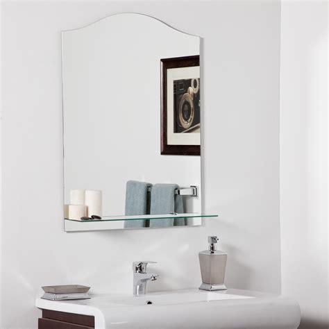 Decor Wonderland Abigail Modern Bathroom Mirror Beyond