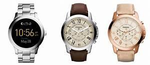 Montre Fossil Connectee : fossil met le cap sur les montre connect es ~ Melissatoandfro.com Idées de Décoration