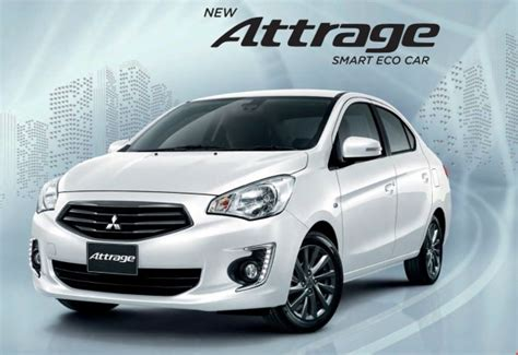 Mitsubishi Picture by 2016 Mitsubishi Attrage Now In Thailand Better Fc