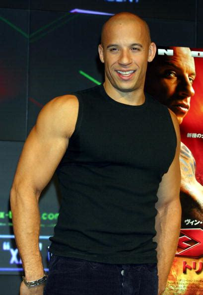 vin diesel xxx 2002 film his conference attends actor press cigar action smoking bisogna rivalutare getty daddy bear pandora arms