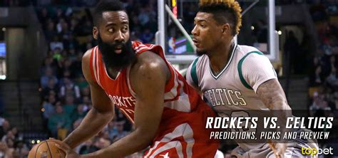 Rockets Vs Celtics Predictions And Preview  January 2017