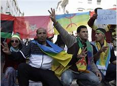 Amazigh Rise Up for their Rights CrowdVoiceorg